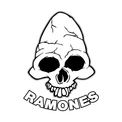 Vector logo Logo Ramones vector download