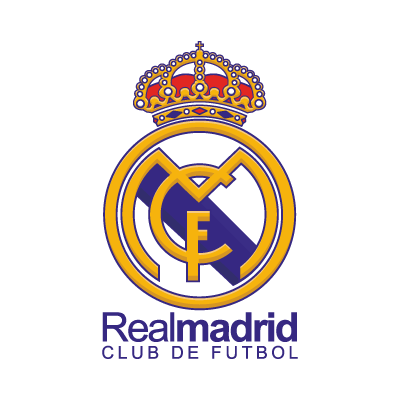 Vector logo Real Madrid C. F. Centenario