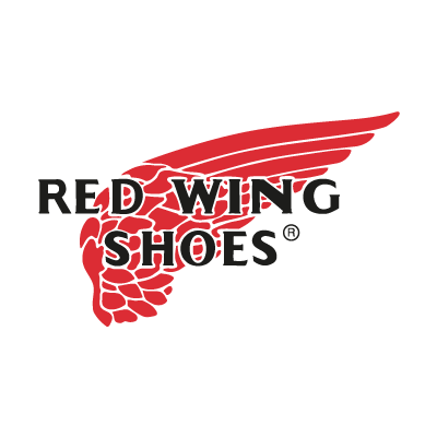 Red Wing Shoes vector logo