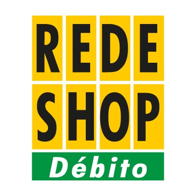 Vector logo Download Rede Shop debito logo vector