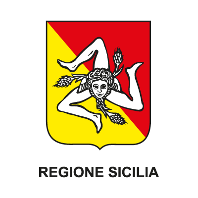 Vector logo Logo Regione Sicilia vector download