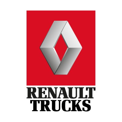 Vector logo Download Renault Trucks logo vector