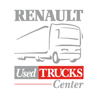 Renault Used Trucks Center vector logo