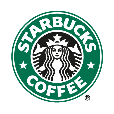 Vector logo Starbucks Coffee