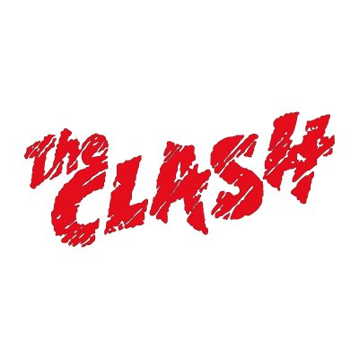 The Clash vector logo