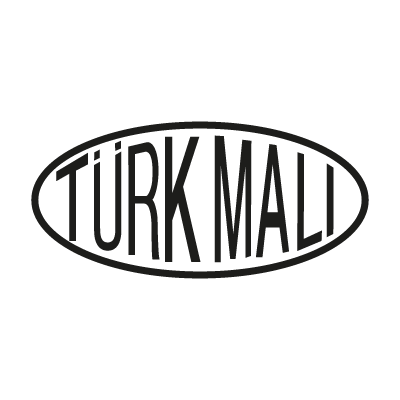 Vector logo Logo Turk Mali vector download