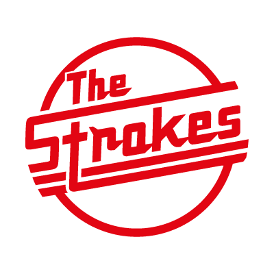 Vector logo The Strokes