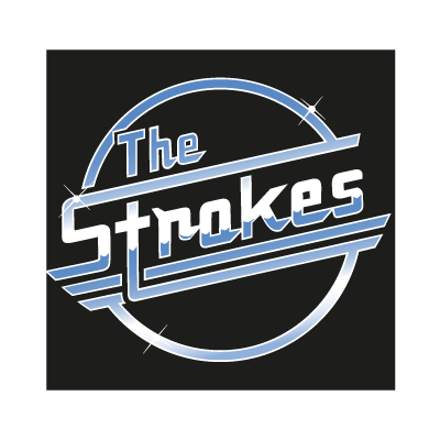 Vector logo The Strokes (Music)