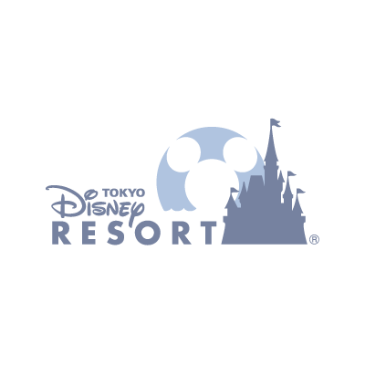 Vector logo Logo Tokyo Disney Resort vector download
