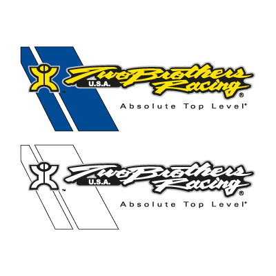 Two Brothers Racing (.EPS) vector logo