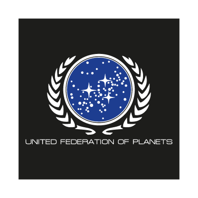United Federation of Planets vector logo