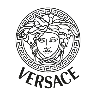 Vector logo Download Versace Medusa logo vector