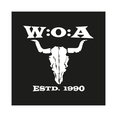 Wacken open air vector logo