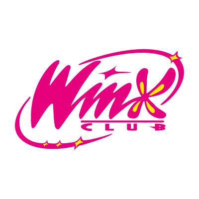 Vector logo Winx club