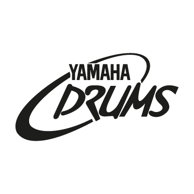 Vector logo Yamaha Drums