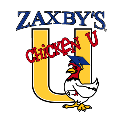 Vector logo Download Zaxbys Chicken U logo vector
