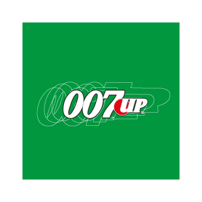 007Up vector logo