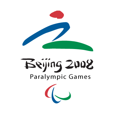 2008 Paralympic Games vector logo
