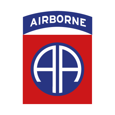 82nd Airborne Division vector logo