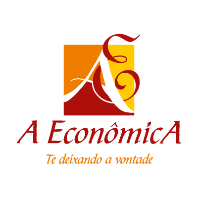 Vector logo Logo A Economica vector download