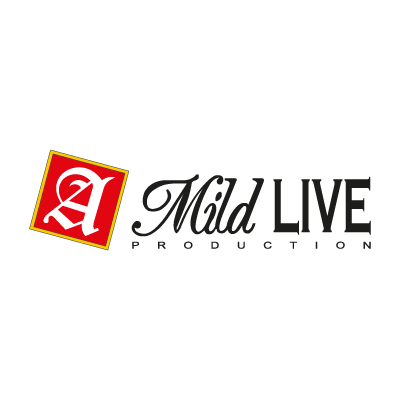 Vector logo Download A Mild Live Production logo vector