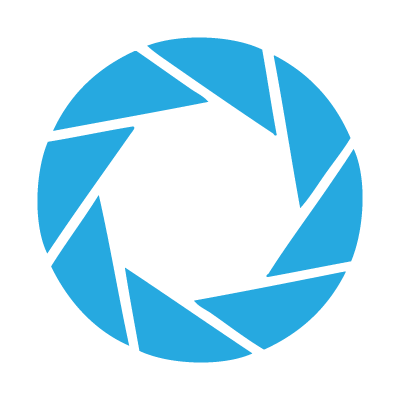 Vector logo Aperture Science