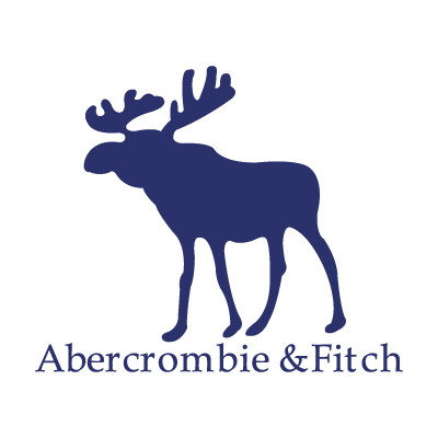 Abercrombie and Fitch (.EPS) vector logo