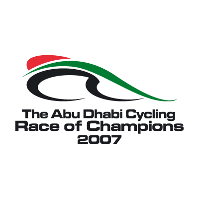 Vector logo Abu Dhabi Cycling Race of Champions