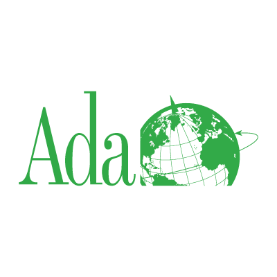 Ada World vector logo