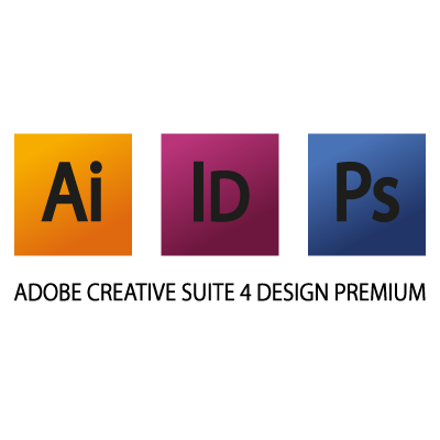Vector logo Adobe Creative Suite 4
