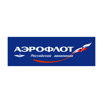 Vector logo Download Aeroflot OJSC logo vector