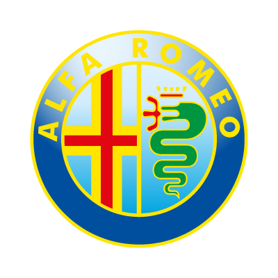 Alfa Romeo Car vector logo
