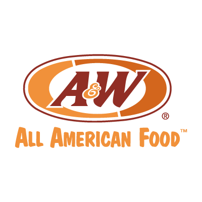 Vector logo All American Food