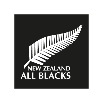 Vector logo Download All Blacks New Zealand logo vector