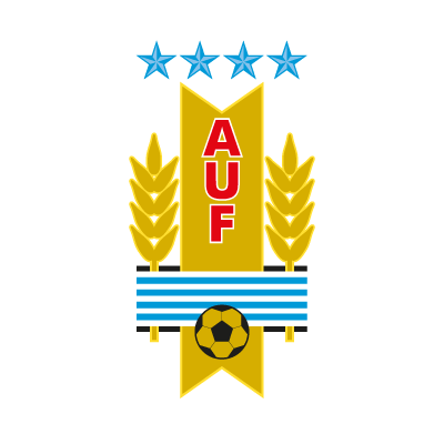 Vector logo Uruguay football team