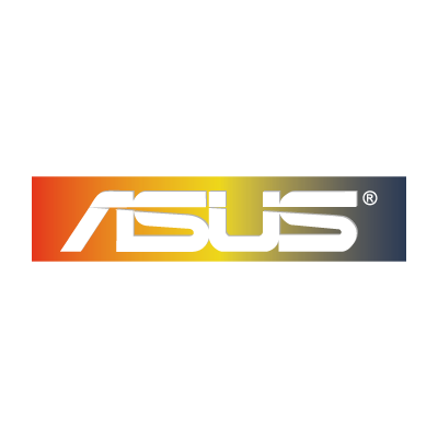 Asus Color vector logo
