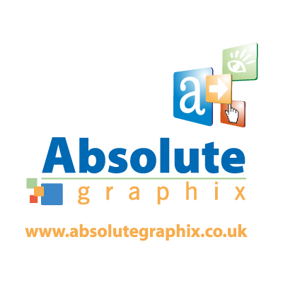 Vector logo Absolute Graphix