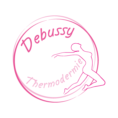 Debussy Thermodermie vector logo