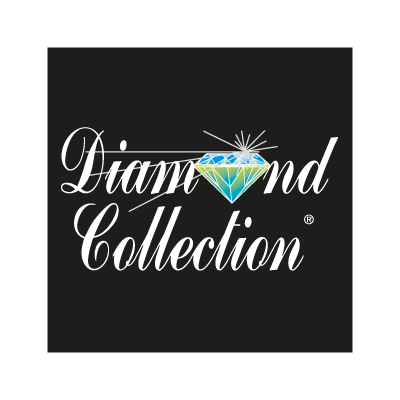 Diamond Collection vector logo