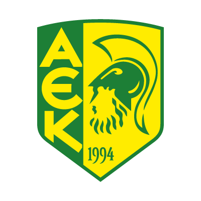 Vector logo Download AEK Larnaca logo vector