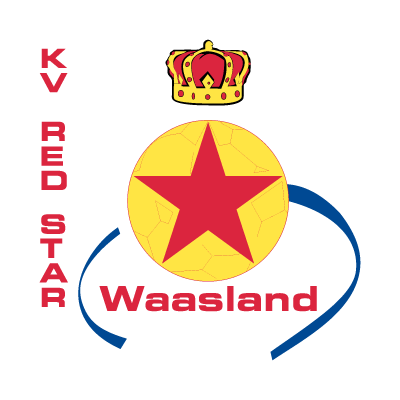 KV Red Star Waasland vector logo