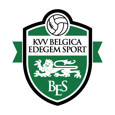 Vector logo Download KVV Belgica Edegem logo vector