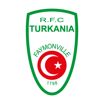 Vector logo Download RFC Turkania Faymoville 1798 logo vector