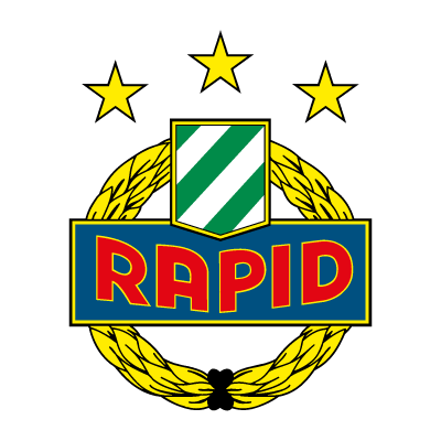 Vector logo Download SK Rapid Wien logo vector