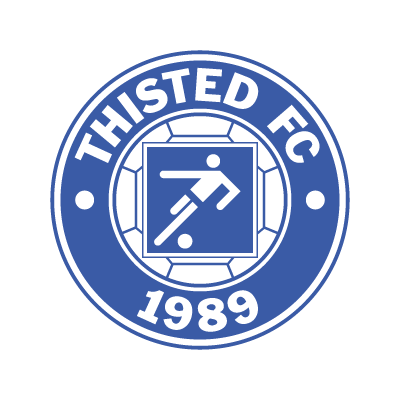 Thisted FC vector logo
