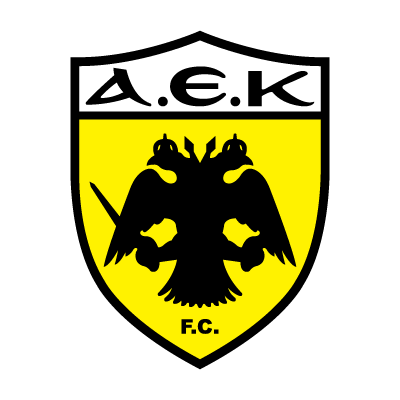 Vector logo Download AEK FC logo vector