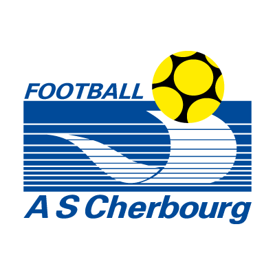 AS Cherbourg Football vector logo