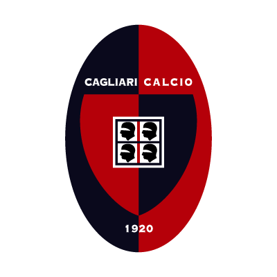 Vector logo Download Cagliari Calcio logo vector