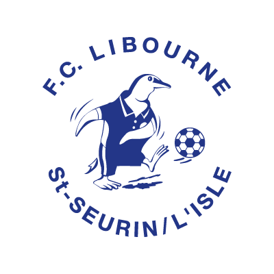 Vector logo Logo FC Libourne St-Seurin/L'Isle (1998) vector download