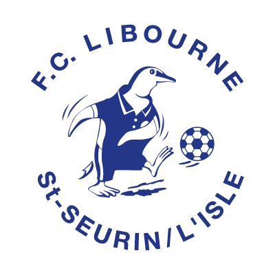 Vector logo Logo FC Libourne St-Seurin/L'Isle vector download